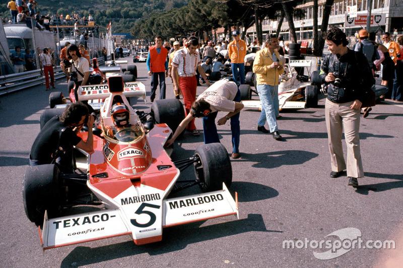 McLaren, 1974 год