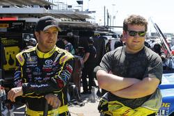 Matt Crafton, ThorSport Racing Toyota y Cody Coughlin, ThorSport Racing Toyota