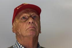 Ники Лауда, неисполнительный директор Mercedes