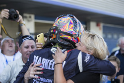 Artem Markelov, RUSSIAN TIME in parc ferme