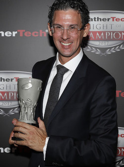 Tequila Patron North American Endurance Cup winner Dr. Frank-Steffen Walliser of Porsche