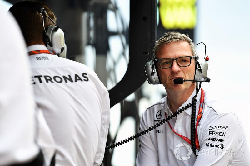James Allison, Mercedes AMG F1 Technical Director