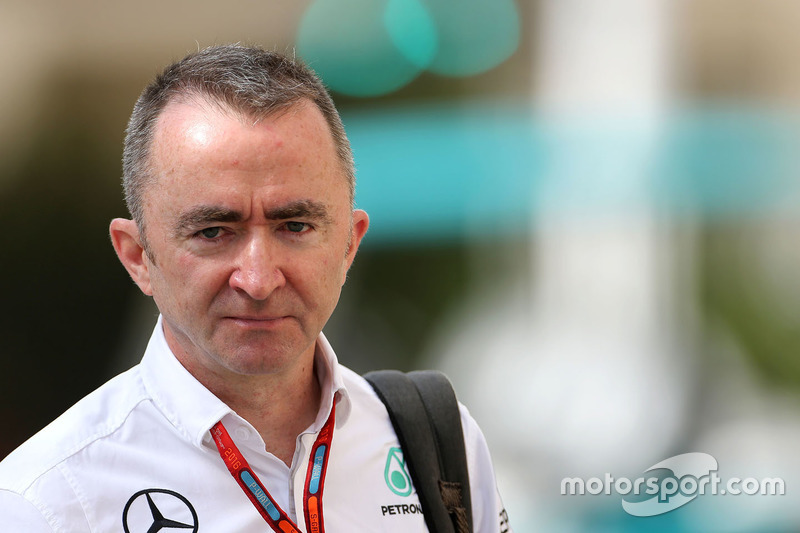 Paddy Lowe, Mercedes AMG F1 Technical F1 Executive Director