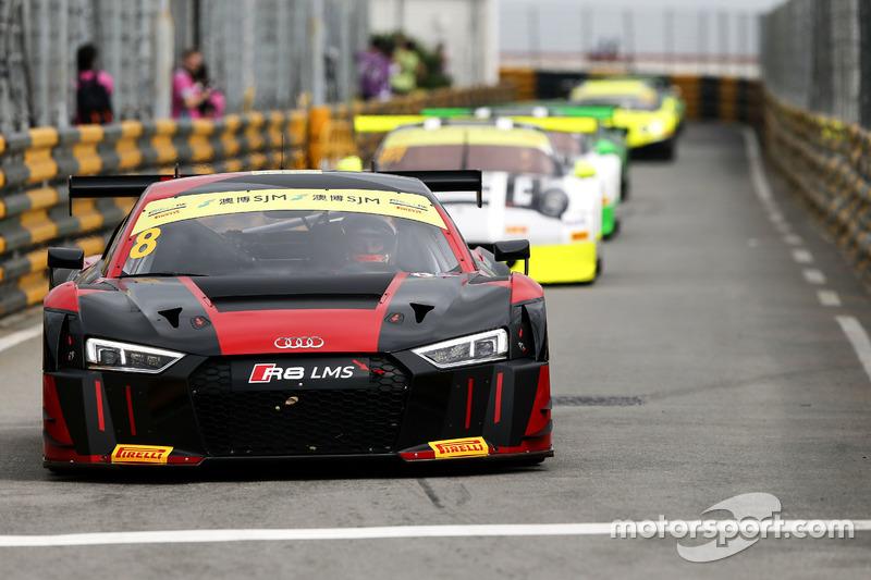 1. Laurens Vanthoor, Audi Sport Team WRT, Audi R8 LMS
