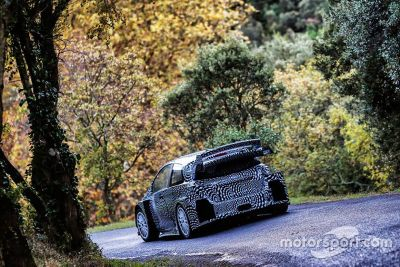 Asphalttest: Toyota Yaris WRC