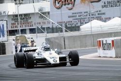 Keke Rosberg, Williams FW08 Ford
