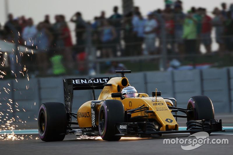 18: Kevin Magnussen, Renault Sport F1 Team RS16