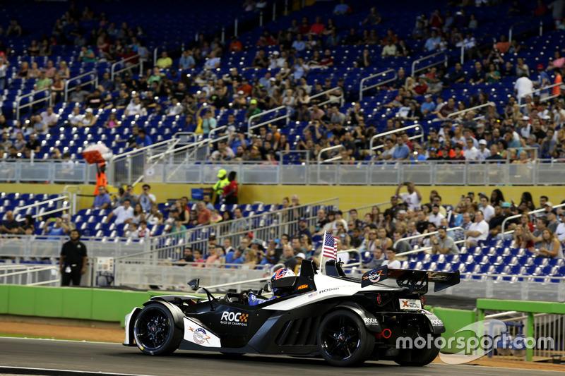 Alexander Rossi, KTM X-Bow Comp R