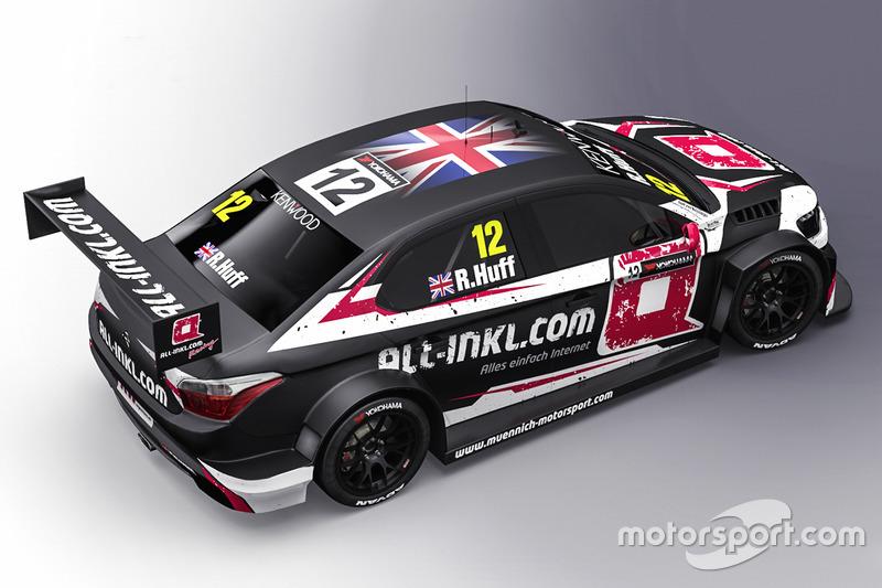 All-Inkl Motorsport aankondiging