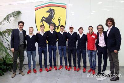 Ferrari-Junioren 2019
