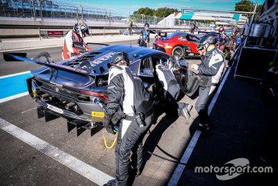 Blancpain GT Mart testi