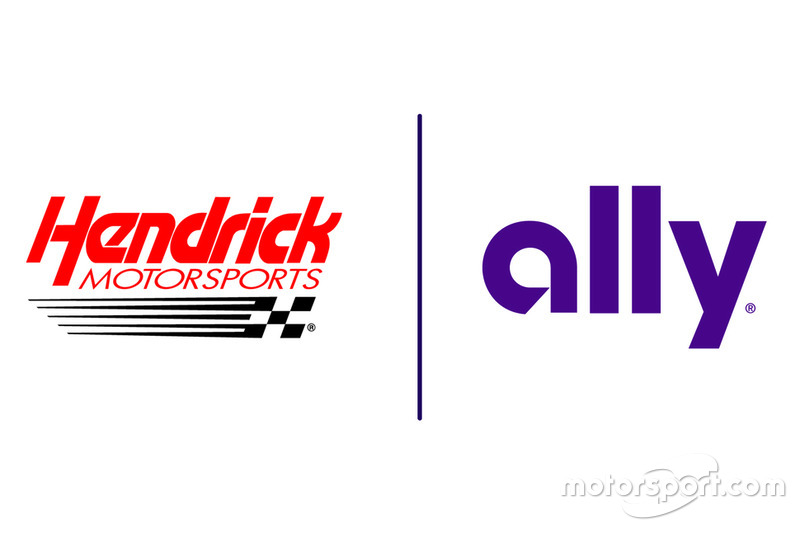 Hendrick Motorsport partners with Ally Financial