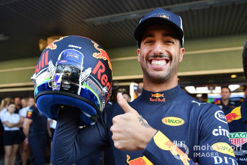 GP Abu Dhabi - Daniel Ricciardo