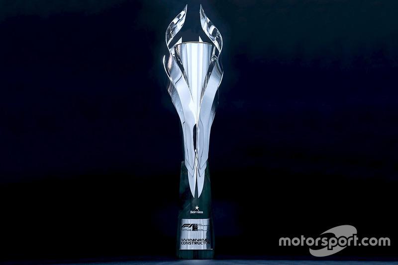 Кубок конструкторів Гран Прі Мексики 2018 року