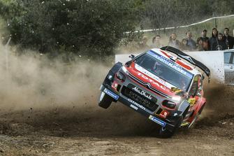 سيباستيان لوب ودانيال ايلينا، سيتروين سي3، سيتروين موتورسبورت