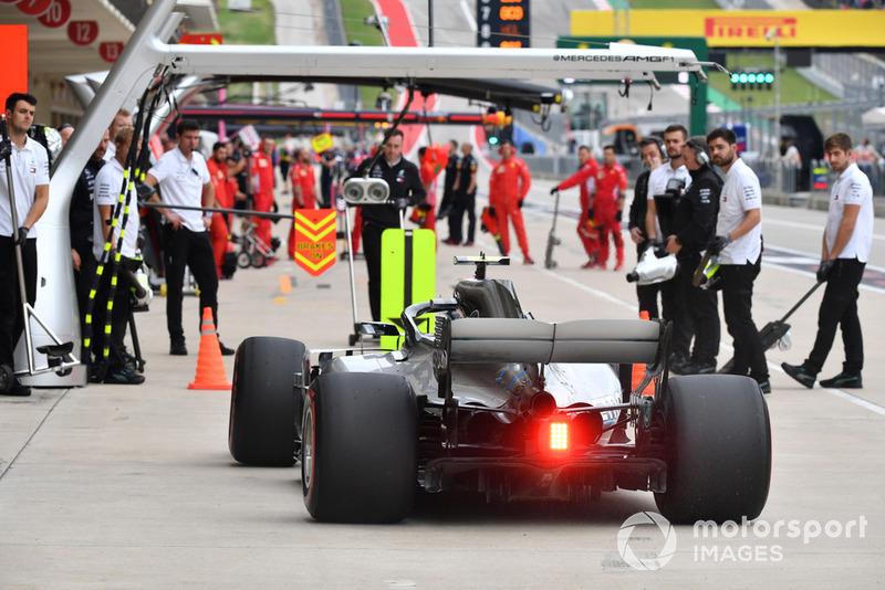 3. Валттері Боттас, Mercedes AMG F1 W09, 1:32.616