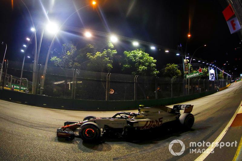 18. Kevin Magnussen, Haas F1 Team VF-18