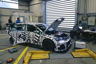 Volkswagen Golf GTi TCR elettrica