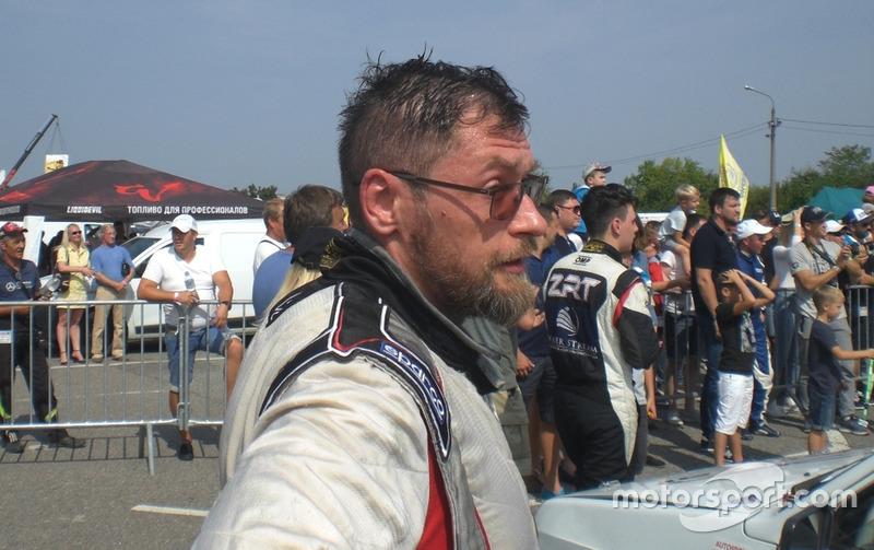Антон Поляничко одразу після фінішу