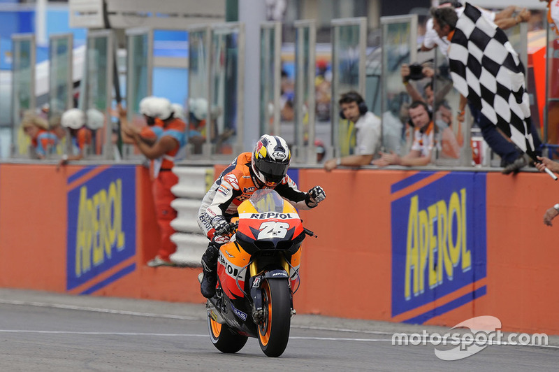 2010 : Dani Pedrosa (Repsol Honda Team)