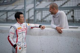 Frederic Makowiecki, Manthey-Racing, Naoki Yamamoto, Honda Team Motul