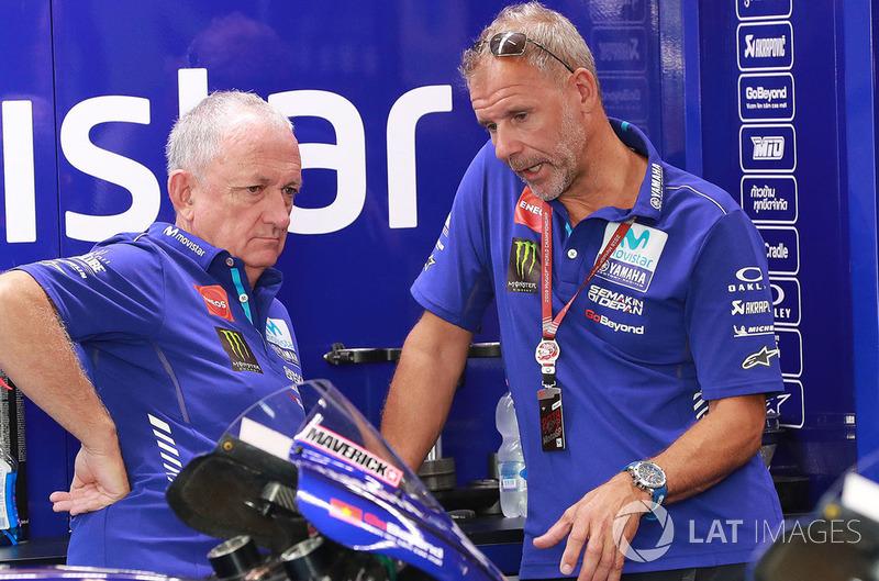 Ramon Forcada, Wilco Zeelenberg, Yamaha Factory Racing