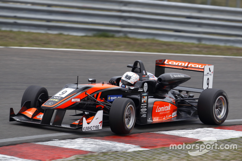 Anthoine Hubert, Van Amersfoort Racing Dallara F312 - Mercedes