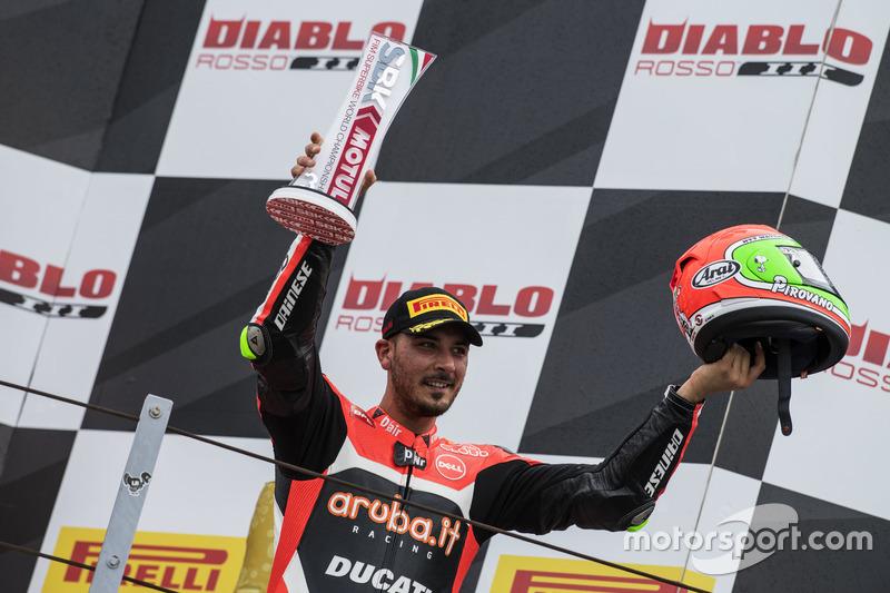 Davide Giugliano – 14. Platz / 3. Platz