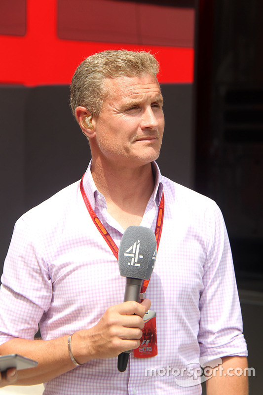 David Coulthard, Channel 4 F1 Commentator