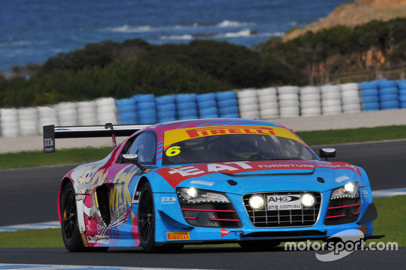 #6 Skwirk Online Education, Audi R8 Ultra: Liam Talbot, Jake Fouracre