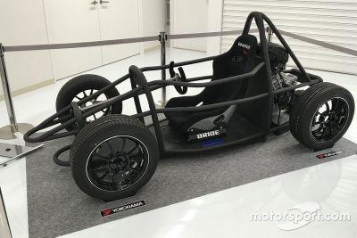 Cheetah Micro Formula car