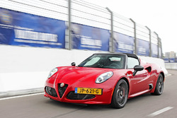 Alfa Romeo 4C CPZ Track Edition
