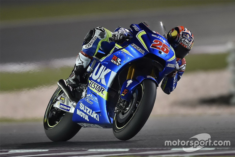 Maverick Vinales (Suzuki), 6. Platz