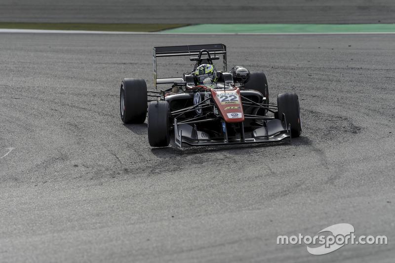 Joel Eriksson Motopark, Dallara F312 - Volkswagen