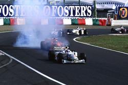 Rubens Barichello, Stewart and Michael Schumacher, Ferrari