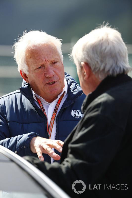 Charlie Whiting, Yarış Direktörü FIA