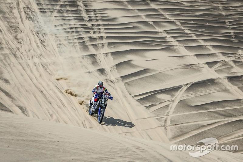 Franco Caimi, Yamaha Racing
