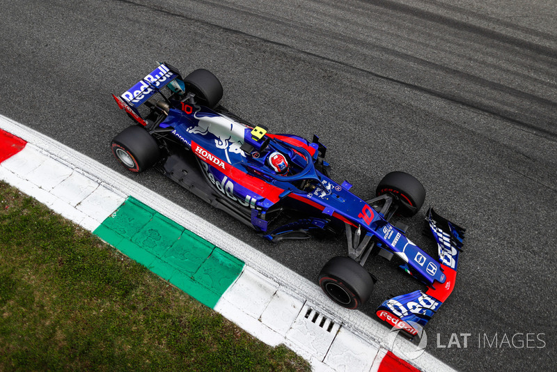 7 місце — П'єр Гаслі (Франція, Toro Rosso) — коефіцієнт 501,00