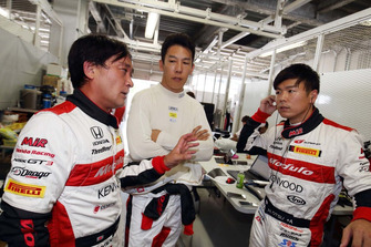 道上龍&小暮卓史&大津弘樹(Ryo Michigami and Takashi Kogure and Hiroki Otsu)#34 Modulo Drago CORSE