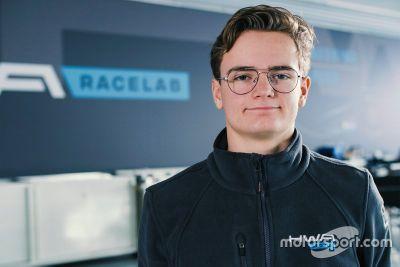 Annuncio HWA Racelab