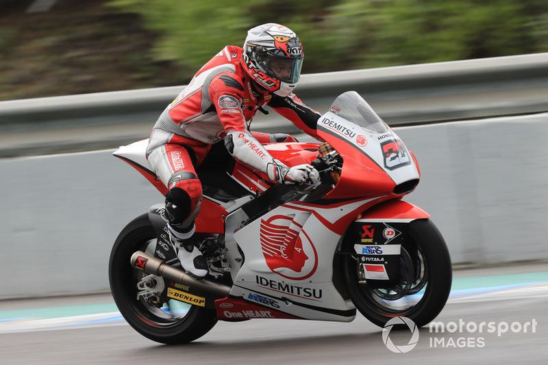 Dimas Ekky Pratama, Idemitsu Honda Team Asia