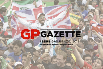 GP Gazette 043 Brazilian GP