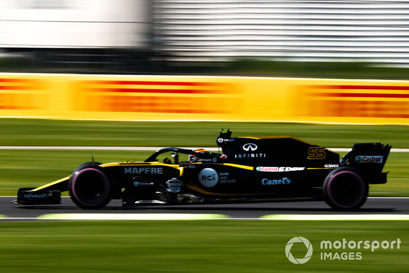 3. Carlos Sainz Jr., Renault Sport F1 Team