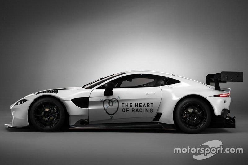 Anuncio Heart of Racing