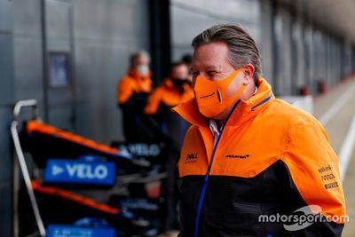 McLaren - Dzień filmowy