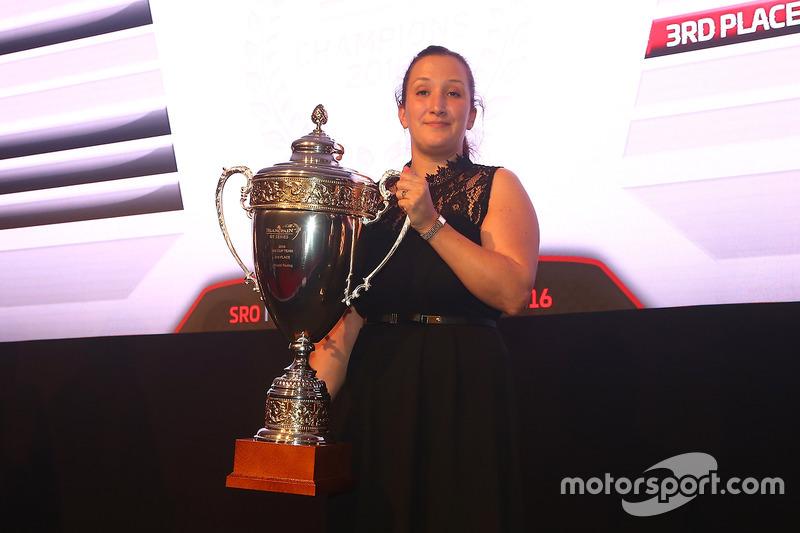 2016 AM Copa de equipos, Rinaldi Racing, segundo lugar