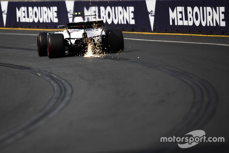 F1, Melbourne 2017: Lance Stroll, Williams FW40