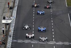Will Power, Team Penske Chevrolet Tristan Vautier, Dale Coyne Racing Honda