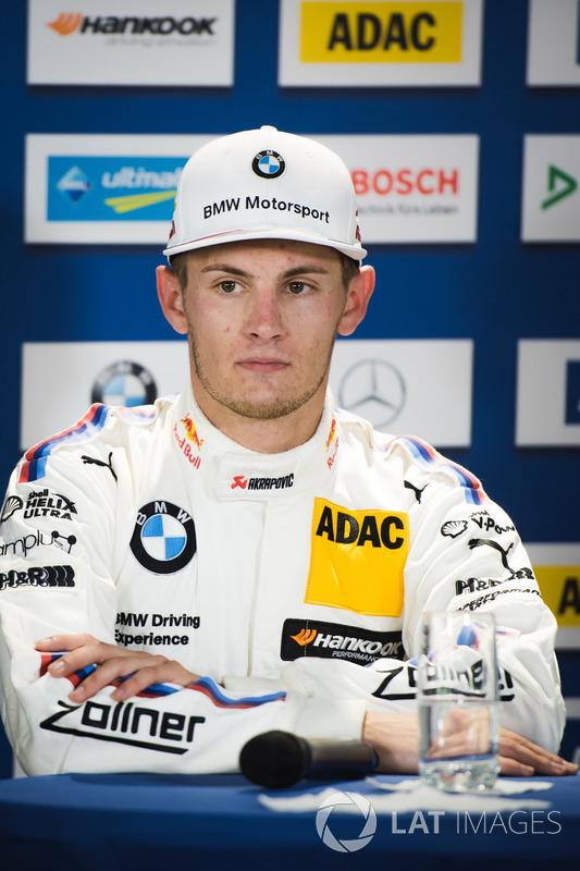 Прес-конференція: Марко Віттман, BMW Team RMG, BMW M4 DTM