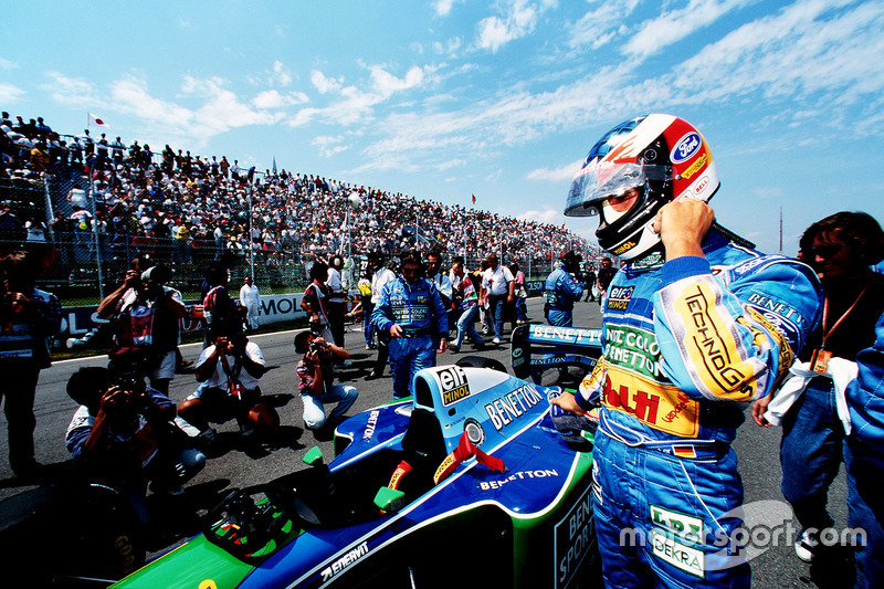 1994: Формула 1 та Benetton